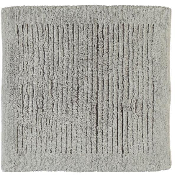 Cawö Home - Badteppich Luxus 1002 - Farbe: 775 - silber 60x60 cm
