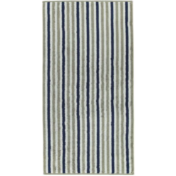 Cawö Tape Streifen 103 - Farbe: field - 14 Duschtuch 70x140 cm