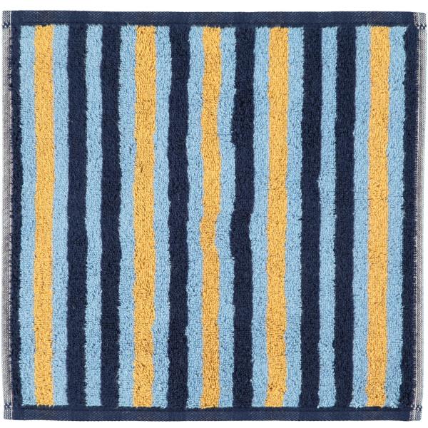 Cawö Tape Streifen 103 - Farbe: sky - 15 Seiflappen 30x30 cm