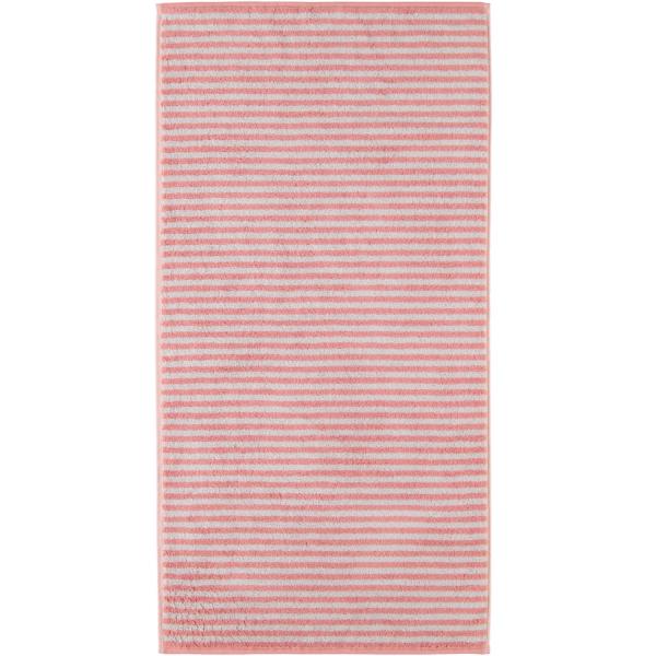Cawö - Campus Ringel 955 - Farbe: rouge - 27 Handtuch 50x100 cm