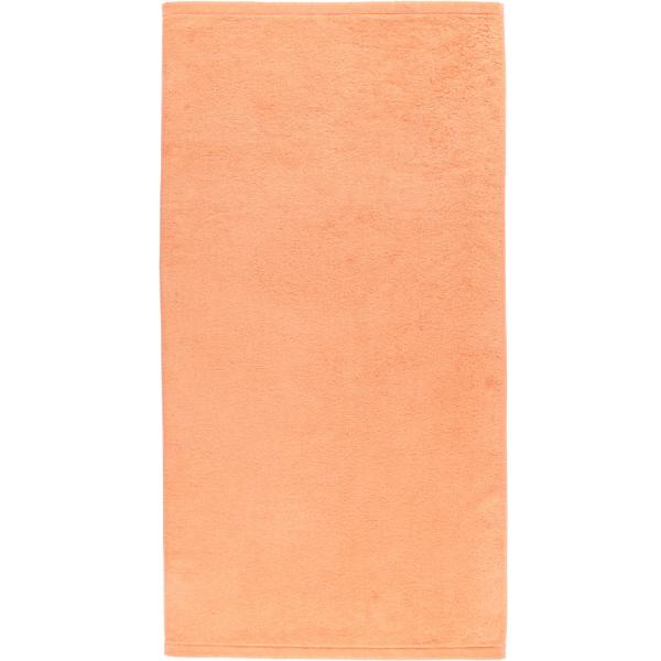 Cawö - Life Style Uni 7007 - Farbe: peach - 321 Duschtuch 70x140 cm